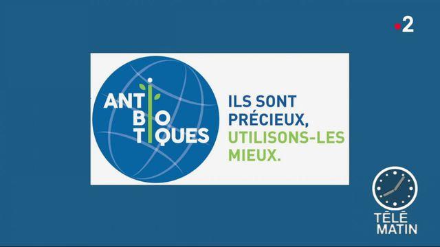 Santé : un nouveau slogan pour consommer moins d'antibiotiques