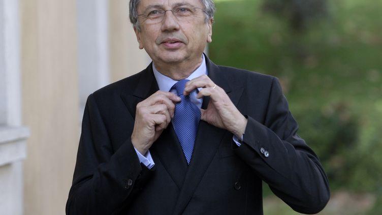 Giuseppe Orsi, le 18 décembre 2012 à Rome (Italie). (REMO CASILLI / REUTERS)