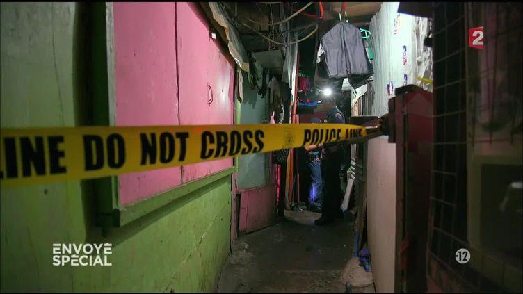 """Philippines : carnage d'Etat"" (FRANCE 2)"