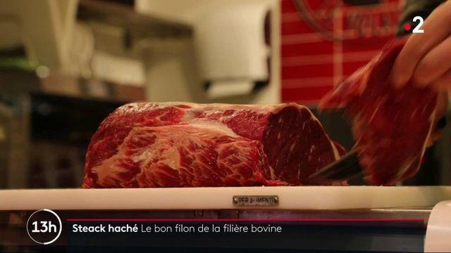 Consommation : des steaks hachés haut de gamme pour répondre à la demande