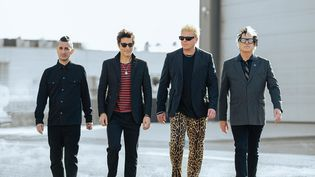 Le groupe The Offspring sort son dixième album studio. (Daveed Benito)