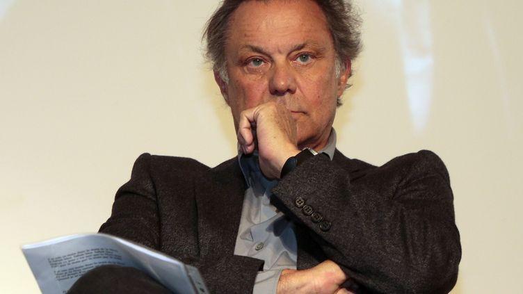 L'acteur français Philippe Caubère à Paris, le 18 mars 2016. (JACQUES DEMARTHON / AFP)