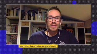 Nicolas Turon (FRANCEINFO)