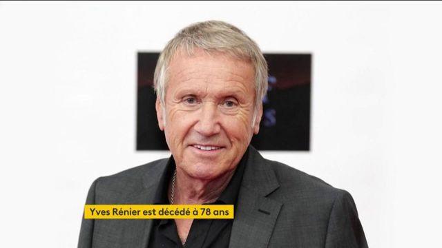 Télévision : disparition d'Yves Rénier, l'interprète du commissaire Moulin