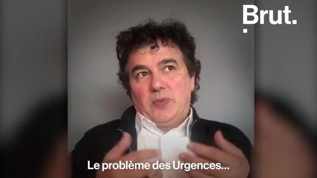 Patrick Pelloux, médecin urgentiste et président de l'Association des Médecins Urgentistes de France, raconte son dialogue de sourds avec l'Agence Régionale de Santé.