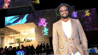 Will.i.am à Sydney en juin 2012  (WILLIAM WEST / AFP )