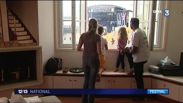 Francofolies : un festival bruyant pour certains habitants de La Rochelle