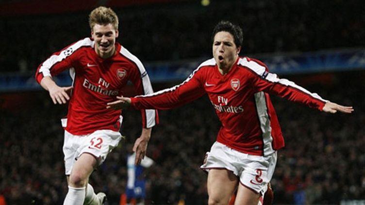 Nasri a retrouvé la grande forme avec Arsenal
