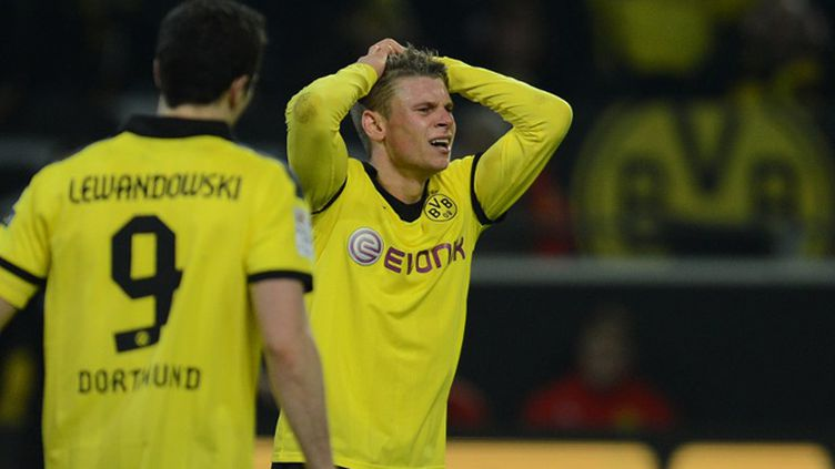 Dortmund laisse filer des points avant d'affronter le Bayern Munich
