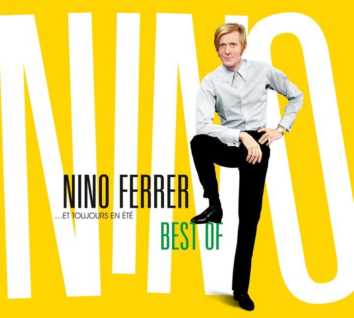 """Le triple digipack """"Et toujours en été... NIno Ferrer""""  (Universal Music)"""