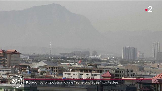 Afghanistan : l'idée d'une zone protégée divise