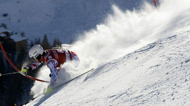 Le slalomeur Julien Lizeroux