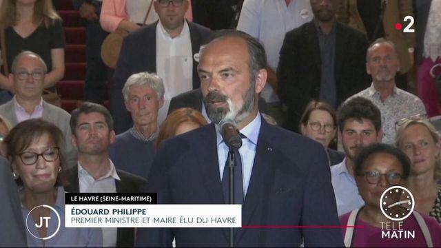 Municipales : que va faire Edouard Philippe, large vainqueur au Havre ?