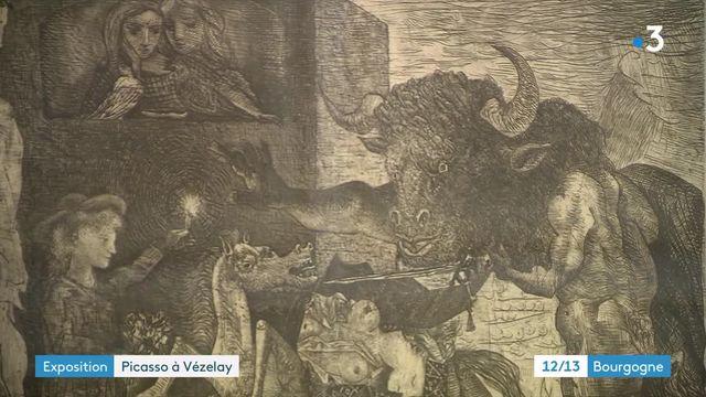 Expo Picasso et Zervos Vézelay