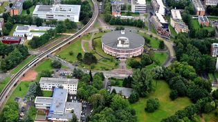 La faculté de Lille 1 (Nord), le 11 juillet 2008. (MAX ROSEREAU / MAXPPP)