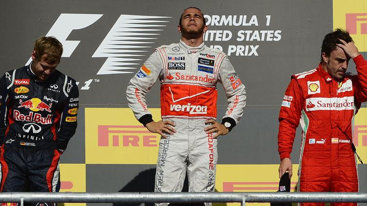 Sebastian Vettel (LARRY W. SMITH / MAXPPP)