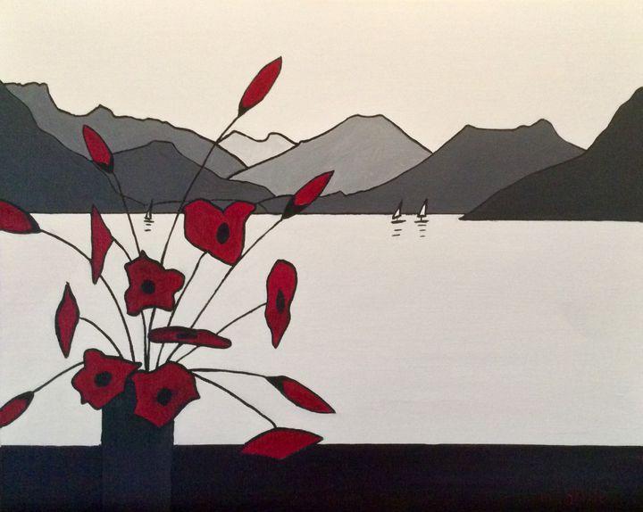 Annecy le lac  (Pierre Montillo )