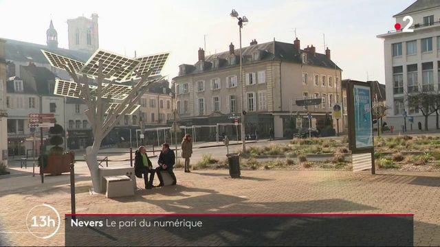 Nevers, ville du tout numérique