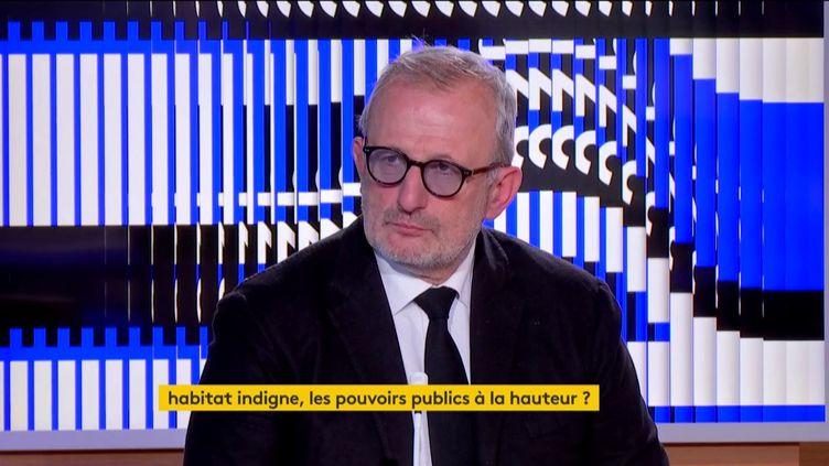François Pupponi, député du Val-d'Oise (FRANCEINFO)