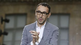 Alessandro Sartori, en juin 2015, à Paris  (PATRICK KOVARIK / AFP)