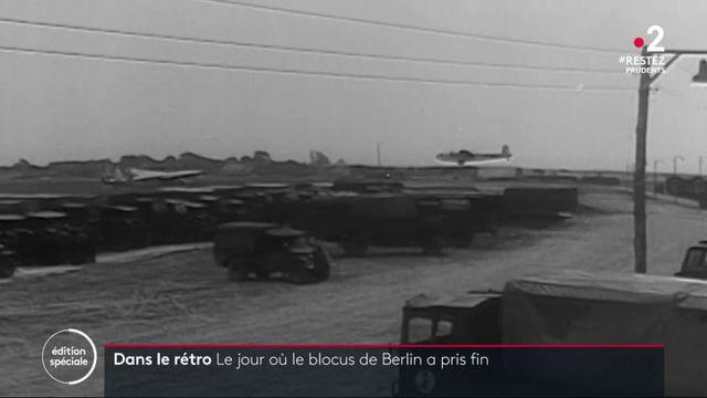 Dans le rétro : ce jour où le blocus de Berlin a pris fin
