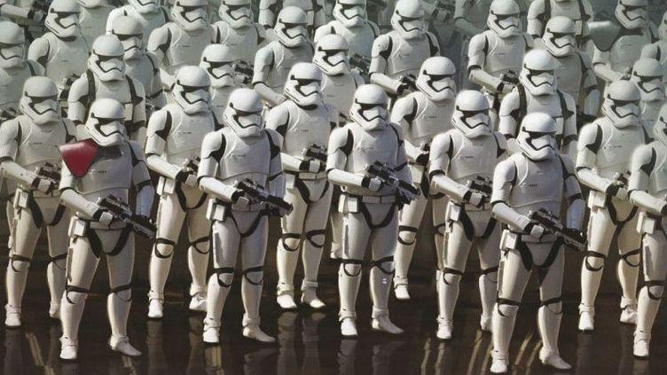 """""""Star Wars : le réveil de la Force"""" sortira le 16 décembre dans les salles françaises.  (Lucasfilm / Disney)"""