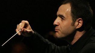 Laurent Campellone, directeur musical de l'Opéra théâtre de Saint-Etienne a démissionné  (PHOTOPQR/LE PROGRES)