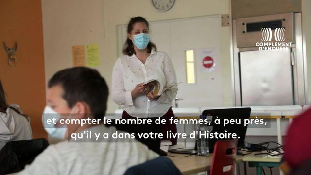 Complément d'enquête : comment les femmes et leurs actions ont été effacées de l'Histoire