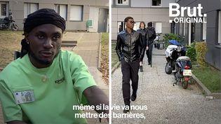 VIDEO. De Villejuif à la haute couture, les frères Kipré racontent (BRUT)