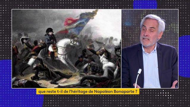 Bicentenaire de la mort de Napoléon : Charles Bonaparte publie un livre sur l'héritage laissé par son aïeul