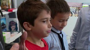 La ville de La Rochelle (Charente-Maritime) vient de lancer un programme de méditation pour les enfants à l'école. Une nouvelle étape dans la reconnaissance de cette pratique qui séduit de plus en plus de Français. (France 2)