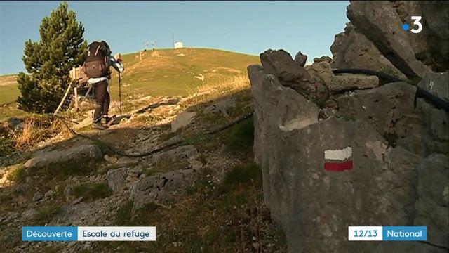 Découverte : le refuge Jeandel, sur la route du GR10