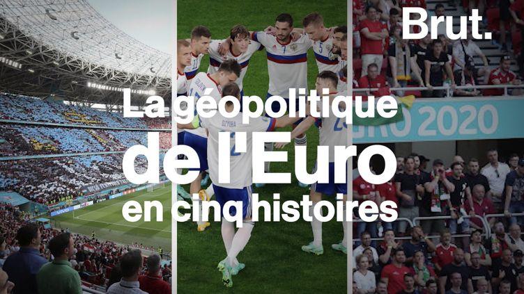 VIDEO. 5 infos sur l'Euro qui vont au-delà du football (BRUT)