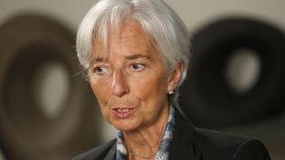 Christine Lagarde, à Washington, le 1 juillet 2015. (JONATHAN ERNST / REUTERS)