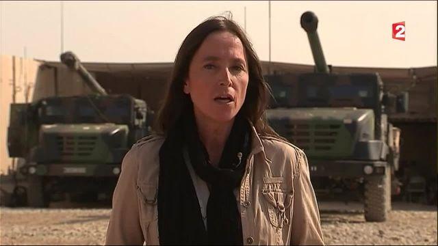 Irak : des soldats français en appui