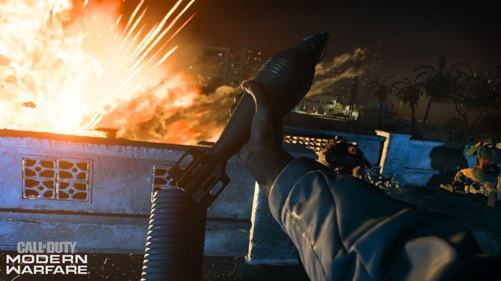 Call of Duty : Modern Warfare Mortier (ACTIVISION)
