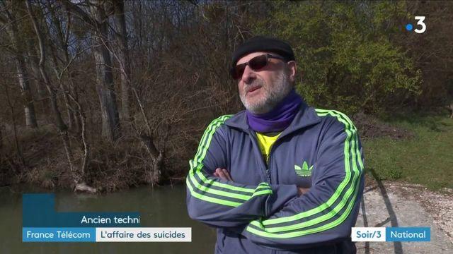 Suicides chez France Télécom : un ancien technicien témoigne
