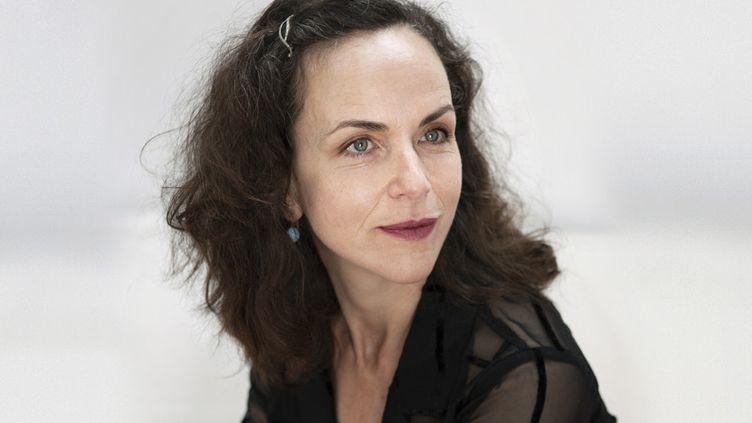 """Agnès Desarthe, auteur de """"Ce cœur changeant"""" (L'Olivier)  (Patrice Normand)"""