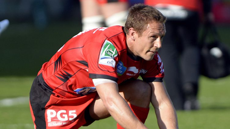 Jonny Wilkinson face aux perches