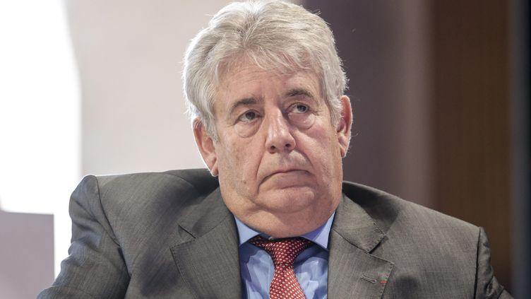 Jean-Louis Fousseret, le maire de Besançon. (CHRISTOPHE MORIN / MAXPPP)