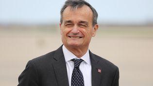 Gérard Araud, ancien ambassadeur de France aux États-Unis, le 23 avril 2018. (LUDOVIC MARIN / AFP)