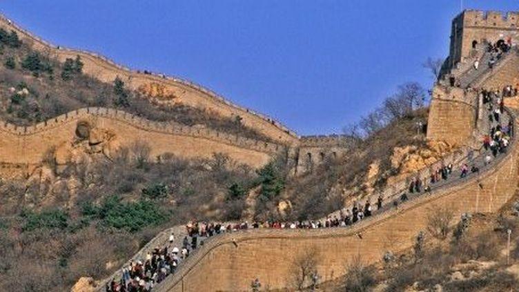 Vue de la muraille de Chine. (Stéphane Frances )