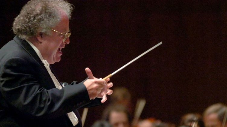 James Levine en 2007  (ARNE DEDERT / DPA / AFP)
