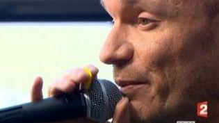 Gaëtan Roussel, le vertige du succès : interview et live  (Culturebox)