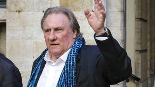 Gérard Depardieu auFestival International du Film de Bruxelles, en Belgique, le 25 juin 2018. (DAINA LE LARDIC / ISOPIX / SIPA)