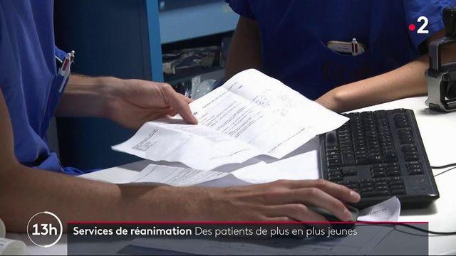 Covid-19 : le CHU de Bordeaux reçoit de plus en plus de jeunes en réanimation