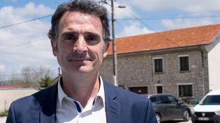 Éric Piolle, le maire EELV de Grenoble. (JADE PEYCHIERAS / FRANCE-BLEU DRÔME-ARDÈCHE)