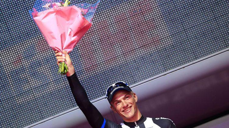 Marcel Kittel vainqueur à Dublin (LUK BENIES / AFP)