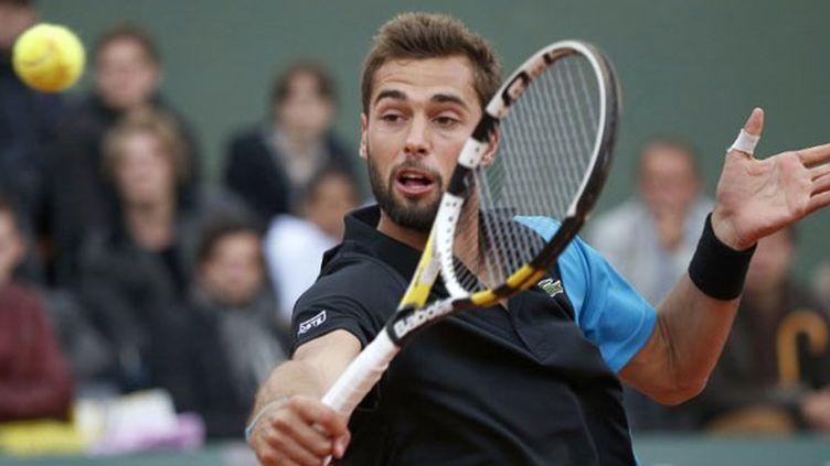Benoit Paire passe sans problème le deuxième tour à Roland Garros