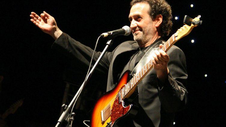 Sidi Bémol, le fondateur du gourbi-rock, alias Hocine Boukella dans la vraie vie. (Shahinez Guir)